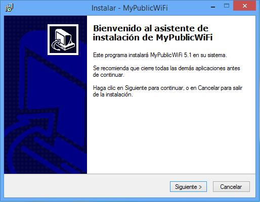 configurar mypublicwifi